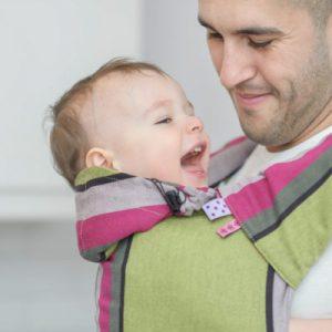 funkcjonalne nosidełko dla dzieci