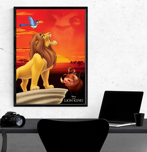 plakaty Disney